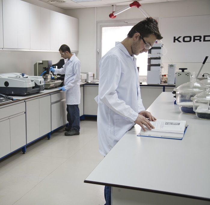 Kordsa has grown its patent portfolio by approximately 60% in 2017. © Kordsa